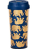Lilly Pulitzer 16 OZ THERMAL MUG TUSK IN SUN