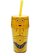 Star Wars C3PO Insulated Tumbler
