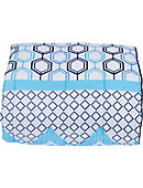Twin XL Reversible Comforter-Blue Lennox - ONLINE ONLY
