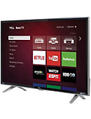 TCL TV 40' 1080P LED Smart Roku 120HZ - ONLINE ONLY