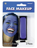 Blue Face Paint .21oz