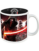 Star Wars Force Awakens Episode VII Mug