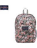 Jansport Digital Student Backpack Coral Sparkle Pretty Posey