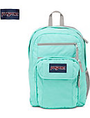 Jansport Digital Student Backpack Aqua/Rabbit Grey