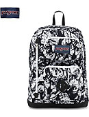 Jansport Austin Backpack Black Paintball