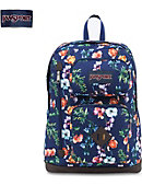 Jansport Austin Backpack Navy Mountain Meadow