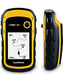 eTrex 10 GPS handheld Yellow Black - ONLINE ONLY