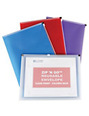 Zip N' Go Reusable Envelope