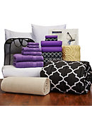 Comfort Grape and Black Lattice - ONLINE ONLY