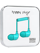 Happy Plugs In- Ear Earbuds - Turquoise
