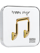 Happy Plugs Earbuds - Gold
