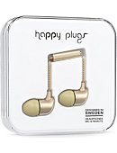 Happy Plugs In- Ear Earbuds - Champagne