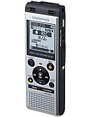 WS852 Digital Voice Recorder - Silver