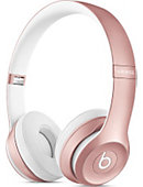 Beats by Dr. Dre Solo2 Wireless Headphones - Rose Gold