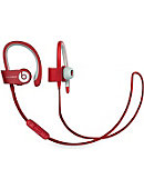 Beats by Dr. Dre Powerbeats2 Wireless Headphones - Red