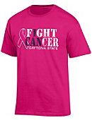Daytona State College Falcons Breast Cancer Awareness T-Shirt