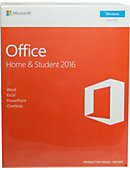 Microsoft Office 2016 Home & Student - PC - ONLINE ONLY
