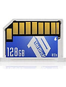 TarDisk Storage Expansion card - for 13'' MacBook Pro Retina R13X 128GB