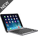 Brydge 7.9 Aluminum Bluetooth Keyboard iPad Mini 4, Space Gray - ONLINE ONLY