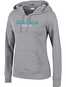 Coastal Carolina University Women's Hooded Sweatshirt