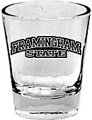 Framingham State University Collector's Glass