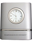 Framingham State University Trillium Desk Clock