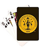 Framingham State University Playing Cards