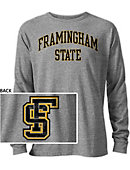 Framingham State University Rams Long Sleeve Victory Falls T-Shirt