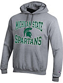 Michigan State University Spartans Hooded Sweatshirt