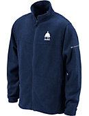 University of Illinois at Springfield Full Zip Flanker Jacket