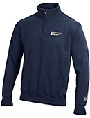 University of Illinois at Springfield 1/4 Zip Fleece Pullover