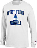 University of Illinois at Springfield Long Sleeve T-Shirt