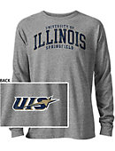 University of Illinois at Springfield Long Sleeve Victory Falls T-Shirt
