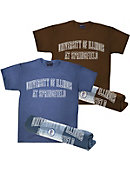 University of Illinois at Springfield Rolled T-Shirt