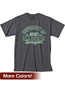 University of Illinois at Springfield Prairie Stars T-Shirt