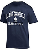 University of Illinois at Springfield Class of 2015 T-Shirt