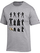 Coe College Kohawks Star Wars T-Shirt