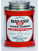 RUBBER CEMENT 8 OZ