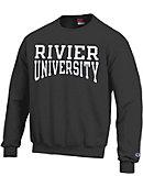 Champion Rivier University Raiders Crewneck Sweatshirt