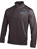 Rivier University Double Dry 1/4 Zip Fleece Performance Pullover