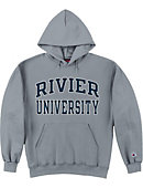 Rivier University Hooded Sweatshirt