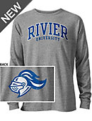 Rivier University Long Sleeve Victory Falls T-Shirt