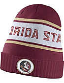 Nike Florida State University Dri-Fit Sideline Knit Cap
