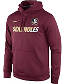 Nike Florida State University Sideline Hooded Sweatshirt