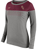 Nike Florida State University Touchdown Women's Crewneck Sweatshirt