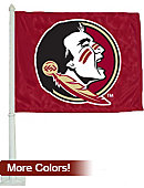 Florida State University Car Flag