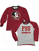Florida State University Youth Boy's Inside Out Long Sleeve T-Shirt
