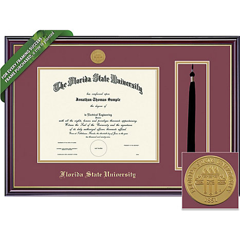 Product: FSU Windsor Diploma Frame