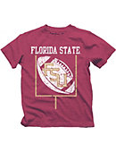 Florida State University Football Youth Boy's T-Shirt