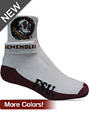 Florida State University Fliptop Socks